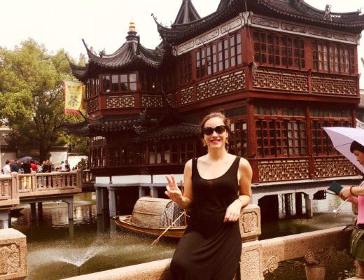 Visitar Shanghái en 2 días